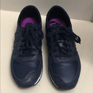 Dark purple navy NB Classics